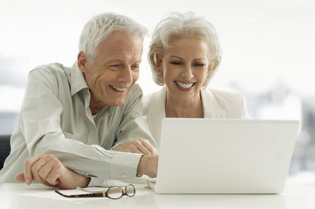 Tietokone Vanhimmalle