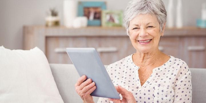 Kannettavat tietokoneet senioreille